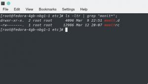 Linux monit
