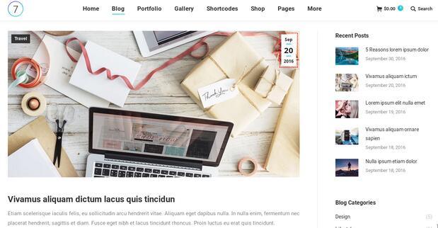 the7 blog post