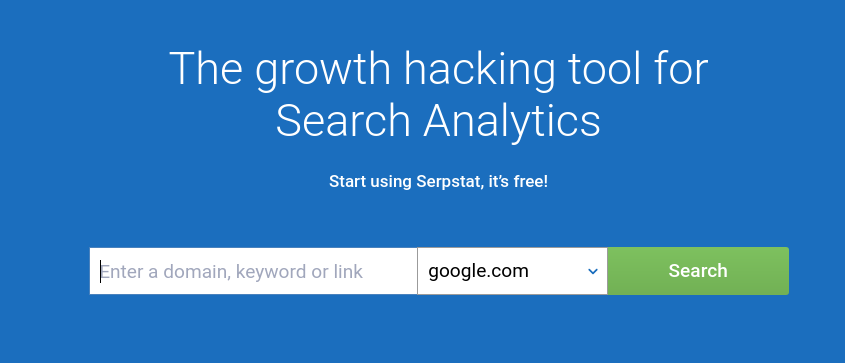 Serpstat review - All in One Seo Tool