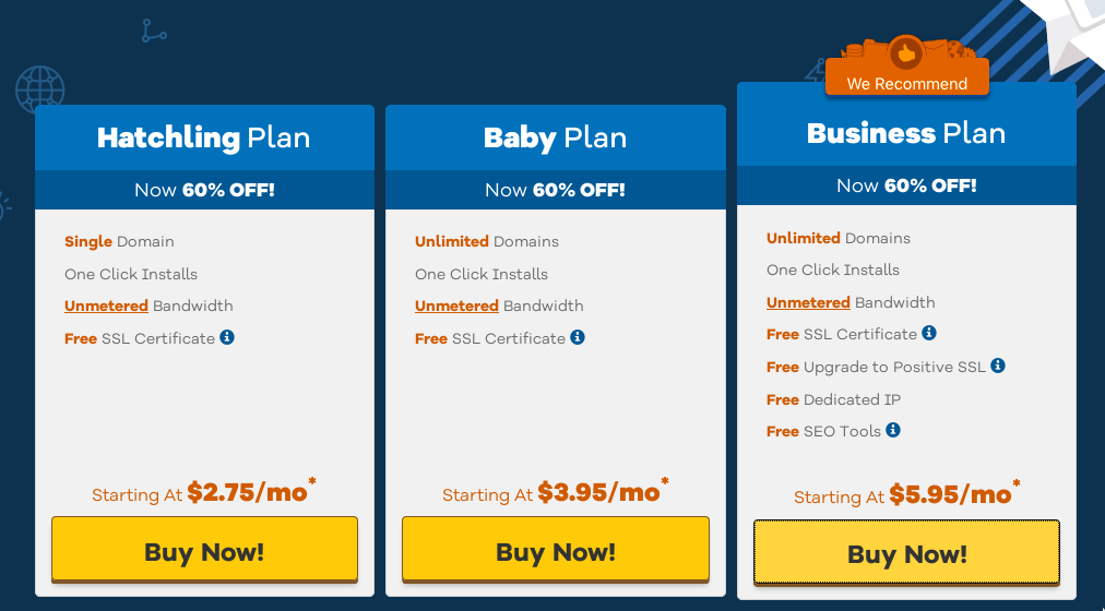 Hostgator Business Plan