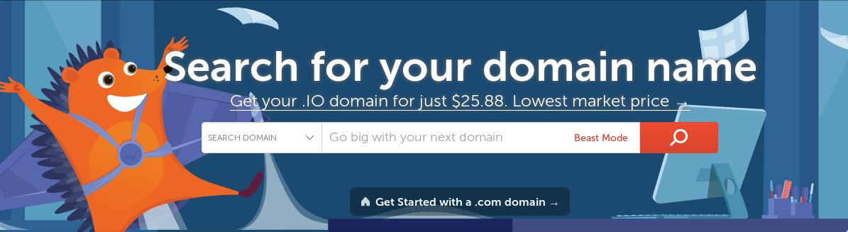 namecheap io domain
