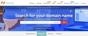 Namecheap promo codes and discounts