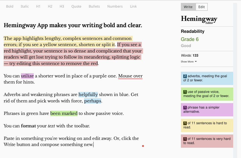 Best free grammar and punctuation checker and corrector tools