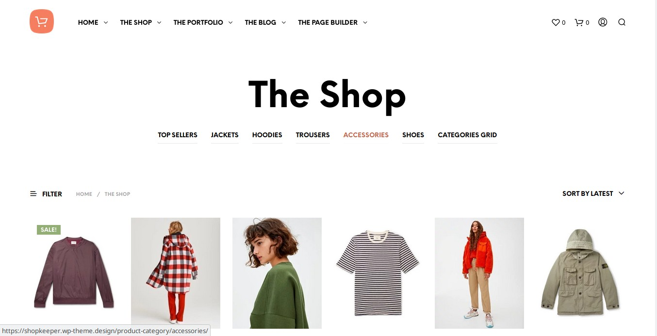 Shopkeeper theme review - A great WooCommerce template