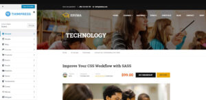 Eduma WordPress theme