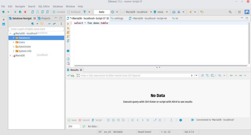 Dbeaver - best SQL IDE