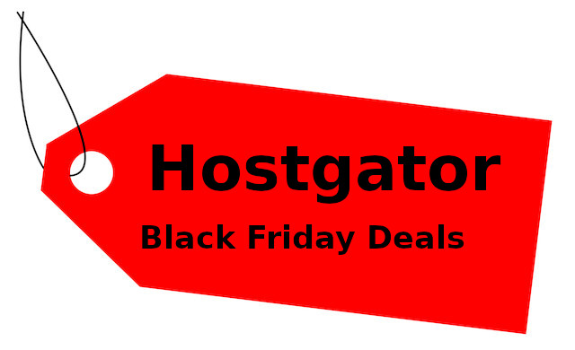 Hostgator Black Friday Deals 2020