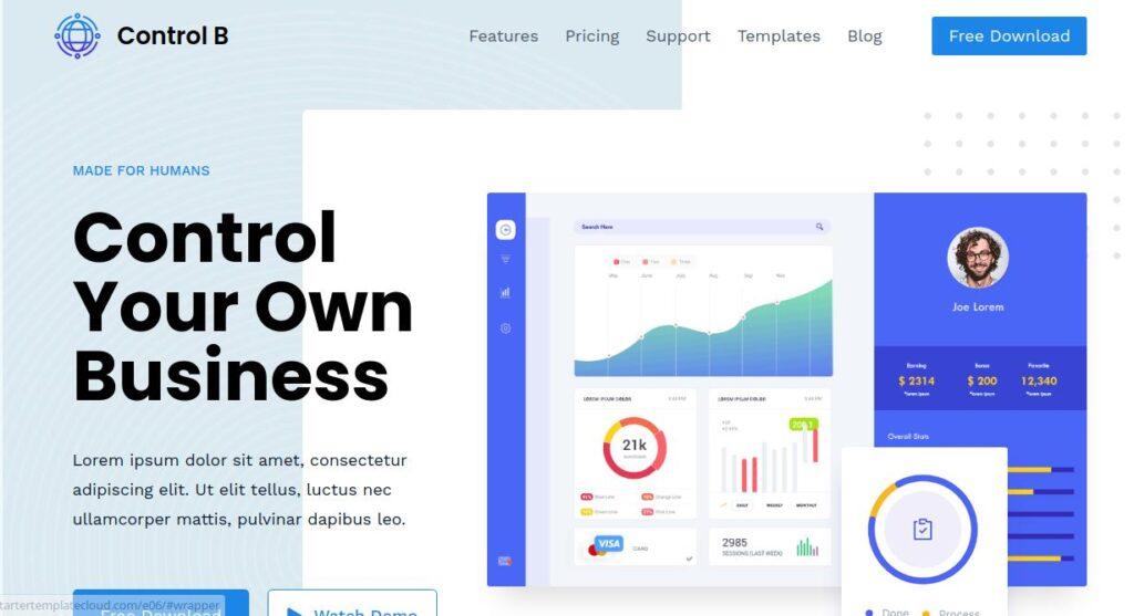 kadence wordpress theme for apps