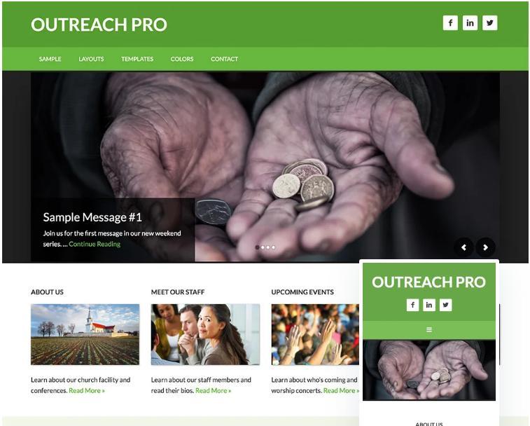 studiopress outreach pro