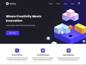 blocksy wordpress theme
