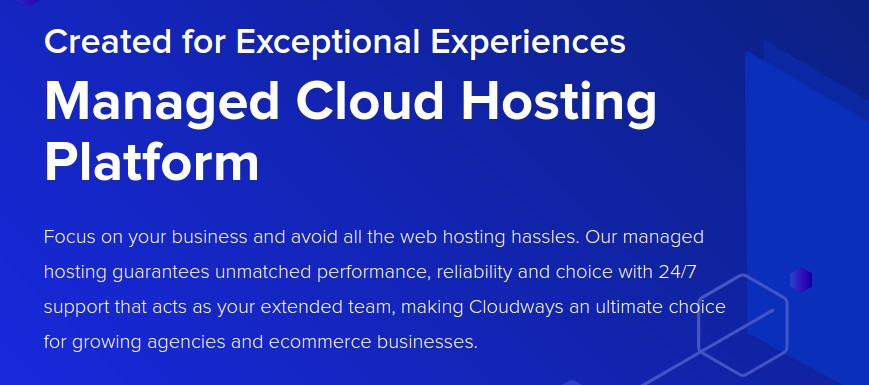 Cloudways discount and promo code
