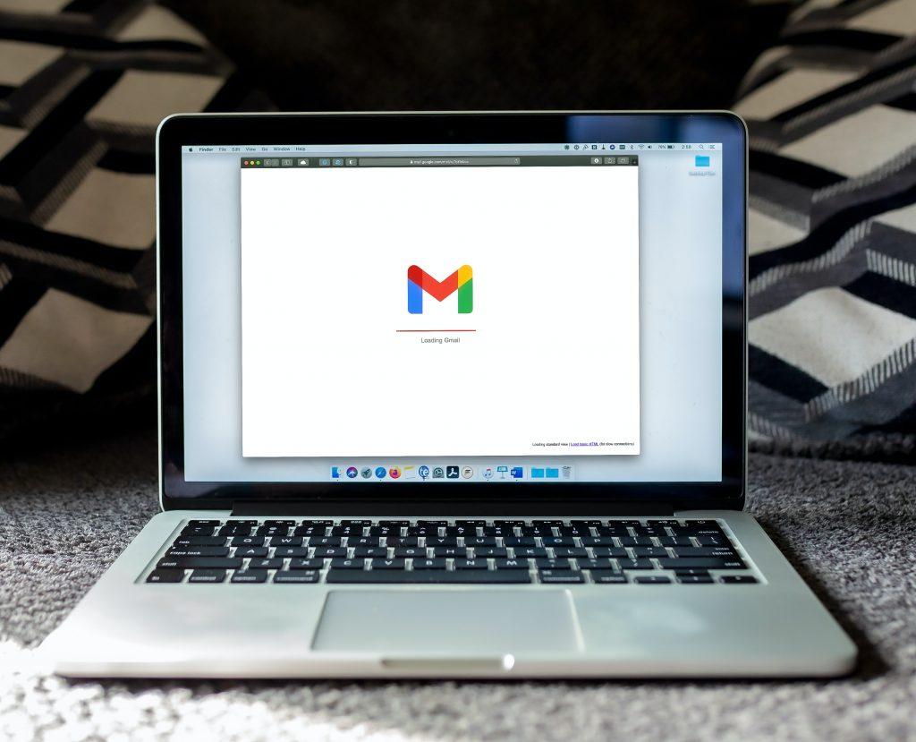 Loading Gmail