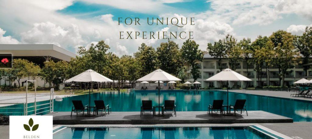 Luxury Resort Theme